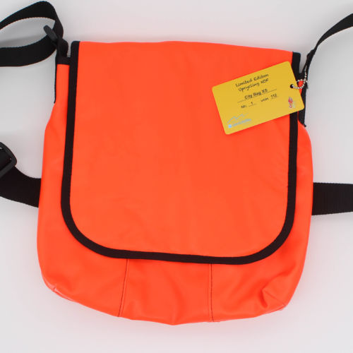 Citybag XS Upcycling | Unikat-Nr.: 001