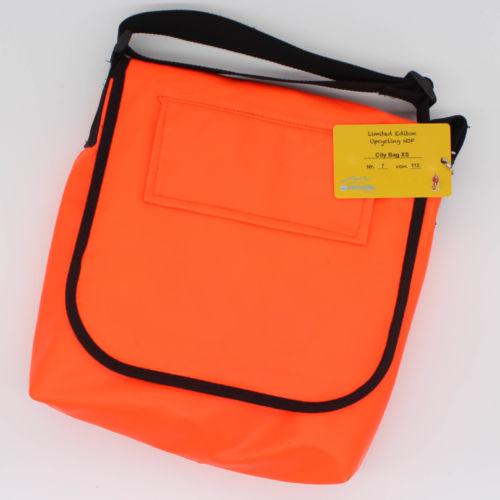 Citybag XS Upcycling | Unikat-Nr.: 007