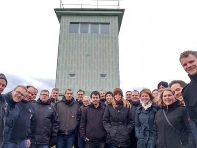 Die Führungskräfte der Braunschweiger Jugendfeuerwehren trafen sich in Schöningen. Foto: Kadereit
