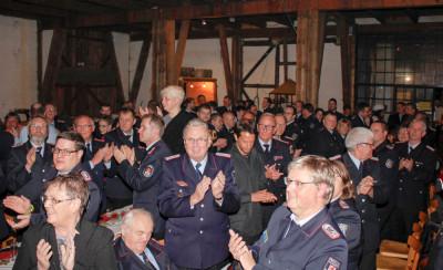 Die Dankeparty für die Helferinnen und Helfer der NJF war ein voller Erfolg. Foto: Kutzner