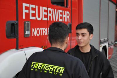 Die Firefighter Friends sollen Botschafter für die Arbeit der Freiwilligen Feuerwehr in anderen Kulturkreisen sein.