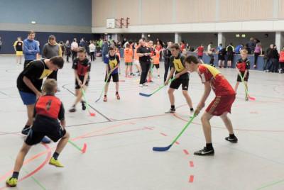 Das Langwedeler Hockeyturnier lief bereits in seiner 17. Ausgabe.
