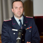 Neu gewählter Fachbereichsleiter der Kinderfeuerwehren im Landkreis Goslar: Benjamin Wagner. Foto: RadUng