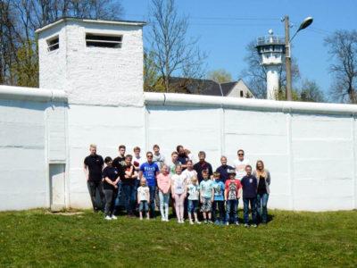 Die ehemalige innerdeutsche Grenze spielte die Hauptrolle auf der Bildungsfahrt der Jugendfeuerwehr Watenbüttel.