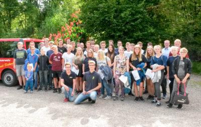 Die Jugendsprecher des Landkreises Northeim. Foto: Chris Preuß