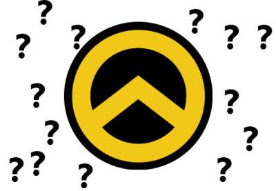 Identitaere Bewegung mit Fragezeichen
